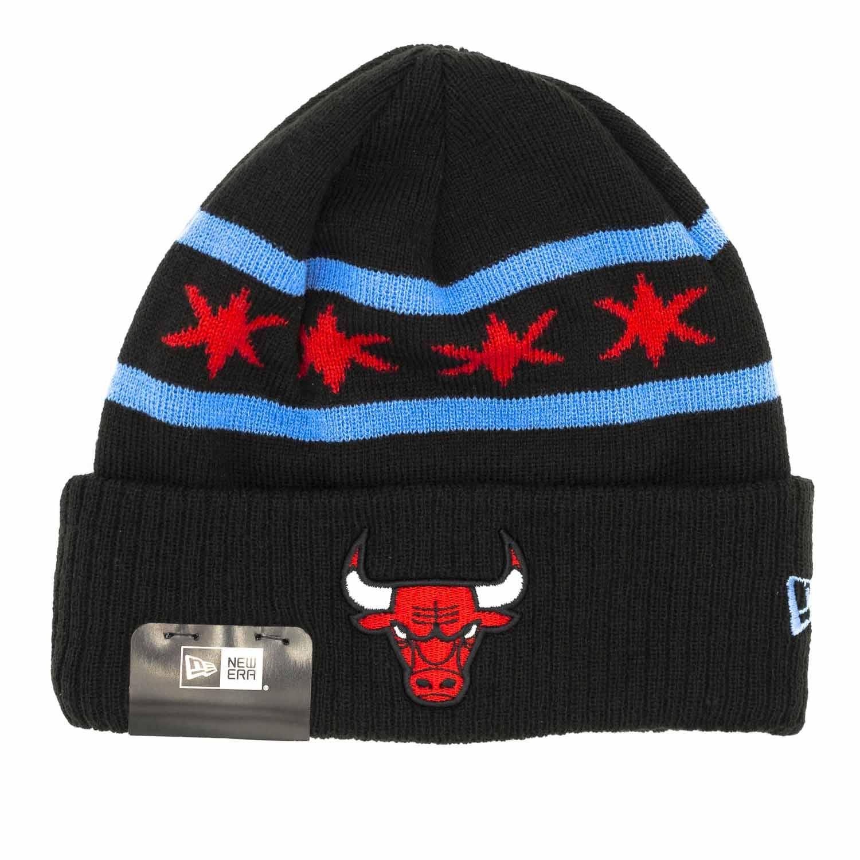 c992a9be156d9d New Era Chicago Bulls 2018 City Series NBA Knit Hat | TAASS.com Fan Shop