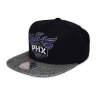 Phoenix Suns Woven Snapback NBA Cap