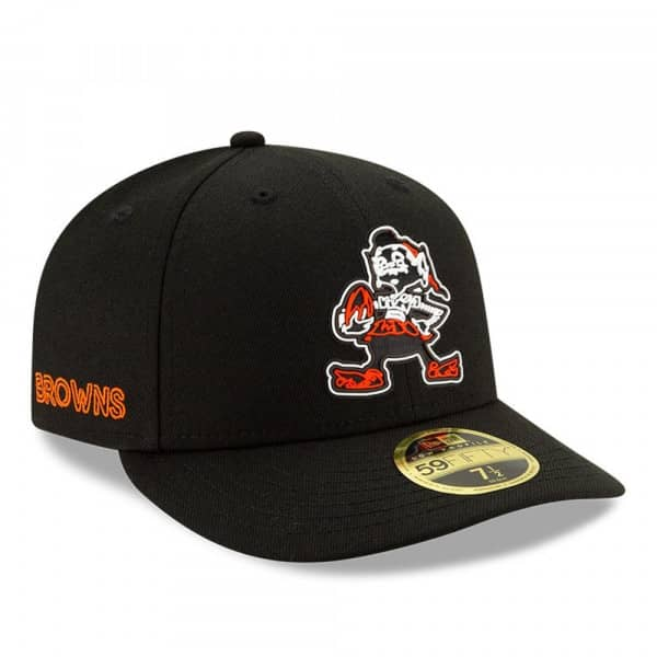 Cleveland Browns Official 2020 NFL Draft New Era Low Profile 59FIFTY Fitted Cap