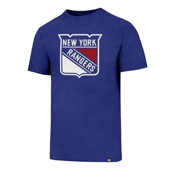 New York Rangers Club Logo NHL T-Shirt