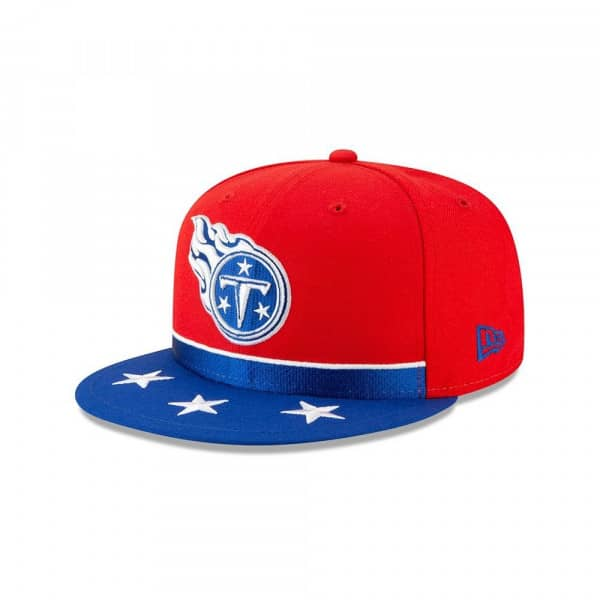 Tennessee Titans 2019 NFL Draft Spotlight 59FIFTY Fitted Cap
