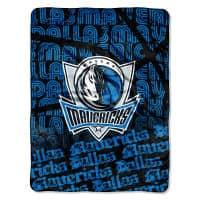 Dallas Mavericks Micro Raschel Super Plush NBA Decke