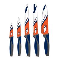 Denver Broncos NFL 5-teiliges Küchenmesser Set
