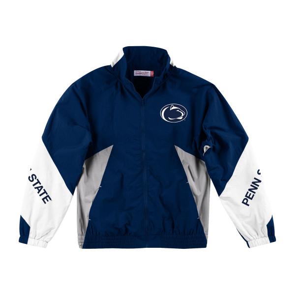 Penn State Nittany Lions Mid Season 2.0 Mitchell & Ness NCAA Trainingsjacke