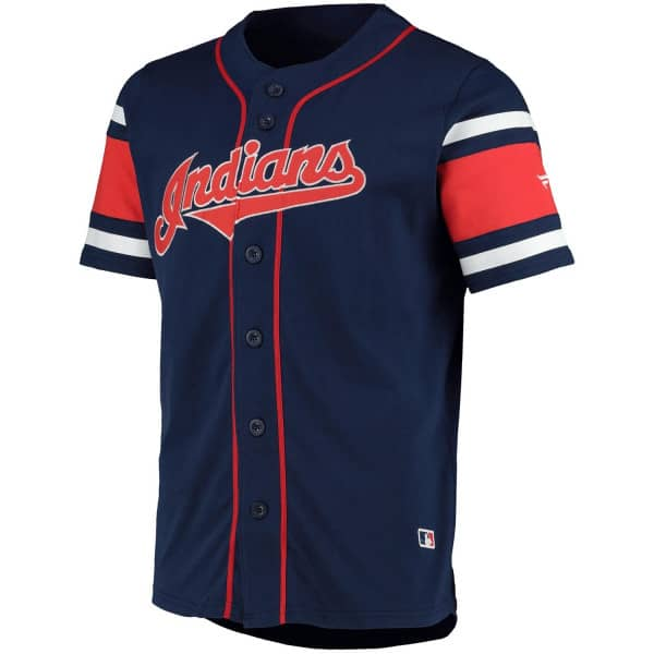Cleveland Indians Fanatics Supporters Jersey MLB Fantrikot