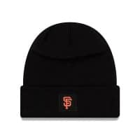 San Francisco Giants 2018 On-Field Sport Knit MLB Wintermütze