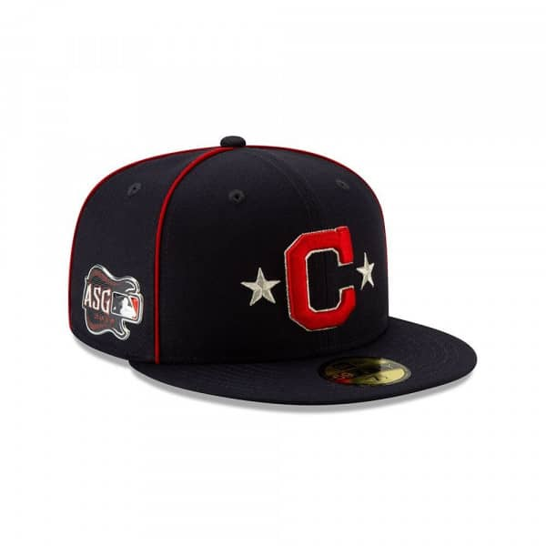 Cleveland Indians 2019 All Star Game 59FIFTY Fitted MLB Cap