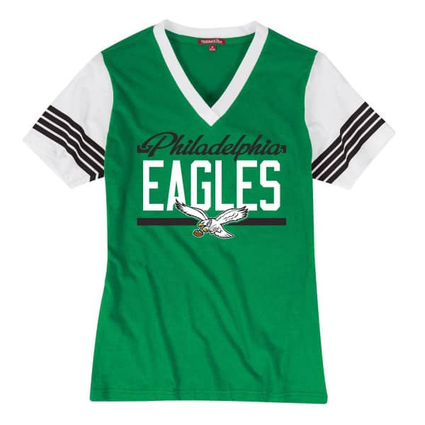 Philadelphia Eagles MVP NFL T-Shirt (DAMEN)