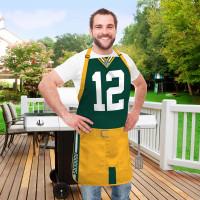 Aaron Rodgers #12 Green Bay Packers NFL Spielerschürze