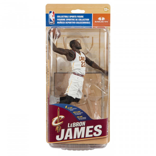 NBA Series 31 LeBron James Cleveland Cavaliers Figur CHASE/VARIANT
