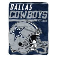 Dallas Cowboys Super Plush NFL Decke