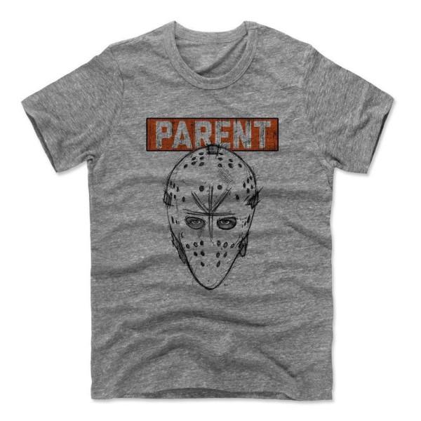 Bernie Parent Philadelphia Facemask NHL T-Shirt