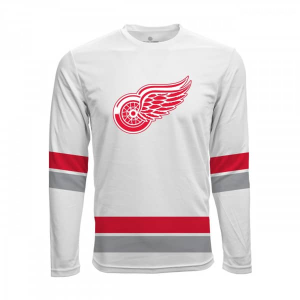 Detroit Red Wings Scrimmage NHL Fantrikot