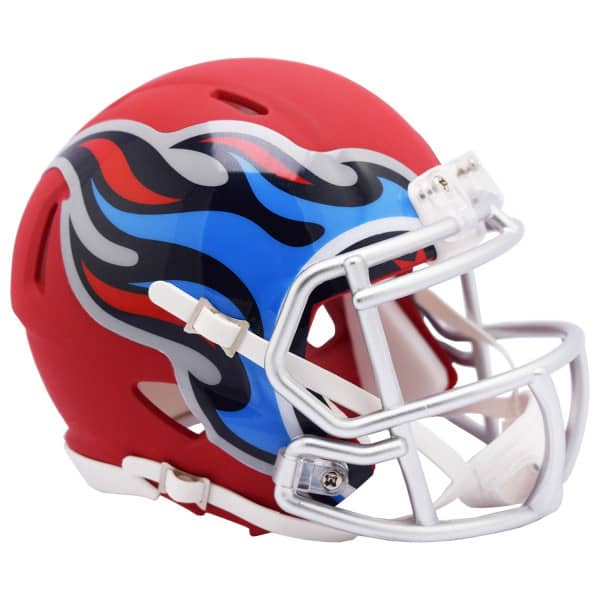 Tennessee Titans AMP Alternate NFL Speed Mini Helm