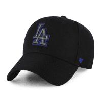 Los Angeles Dodgers Snapback '47 MVP Adjustable MLB Cap Schwarz