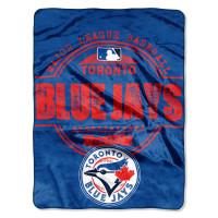 Toronto Blue Jays Super Plush MLB Decke