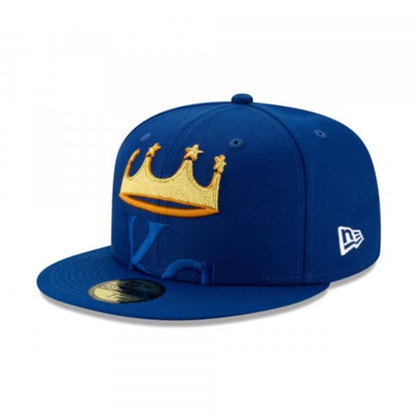 Kansas City Royals Logo Elements New Era 9FIFTY Snapback MLB Cap