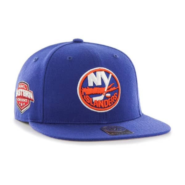 New York Islanders '47 Sure Shot Snapback NHL Cap