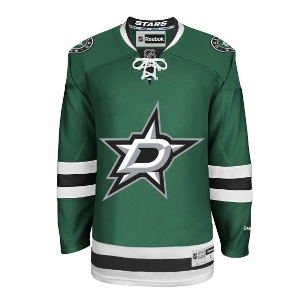 Dallas Stars Premier Eishockey NHL Trikot Home