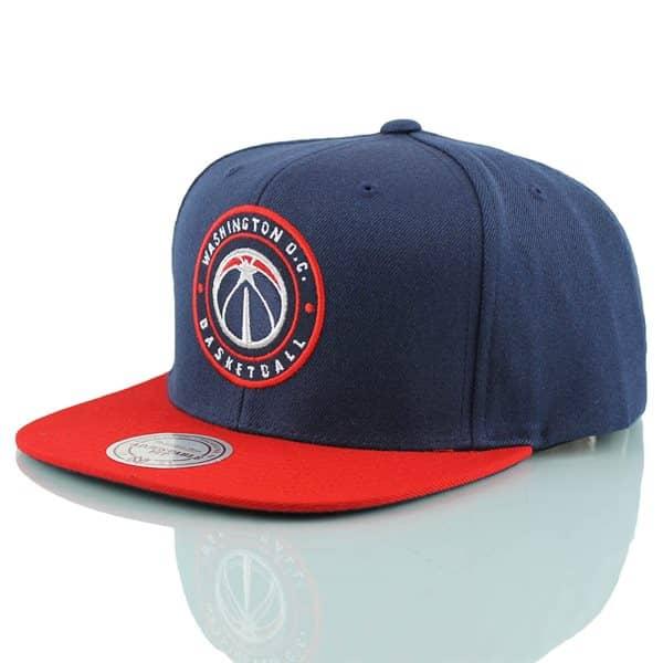 Washington Wizards Circle Patch Snapback NBA Cap
