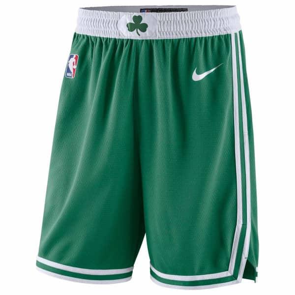 Boston Celtics Icon Swingman NBA Shorts Grün