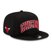 Chicago Bulls 2021 NBA Statement Edition New Era 9FIFTY Snapback Cap