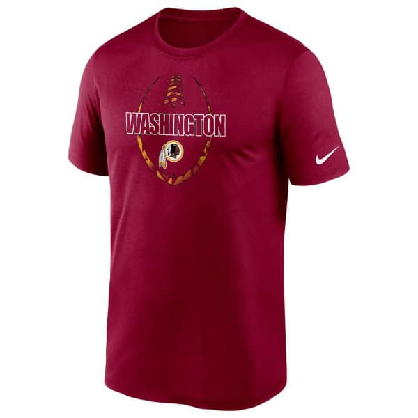 Washington Redskins 2020 NFL Icon Nike Performance T-Shirt