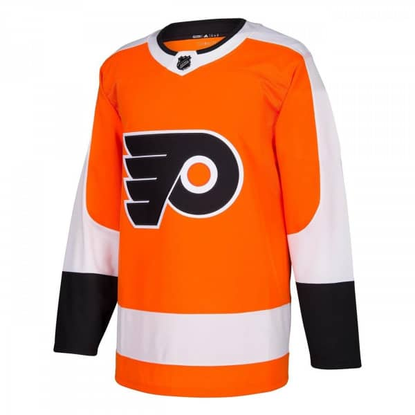 Philadelphia Flyers adidas Authentic Pro NHL Trikot Home