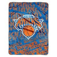 New York Knicks Micro Raschel Super Plush NBA Decke