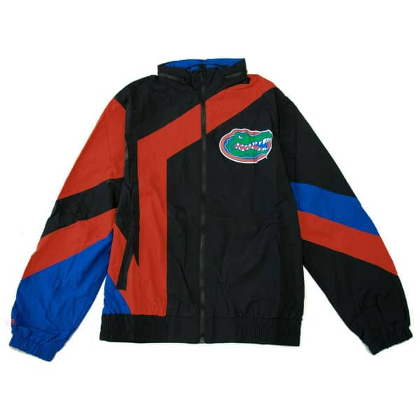 Florida Gators Panneled Mitchell & Ness NCAA Trainingsjacke