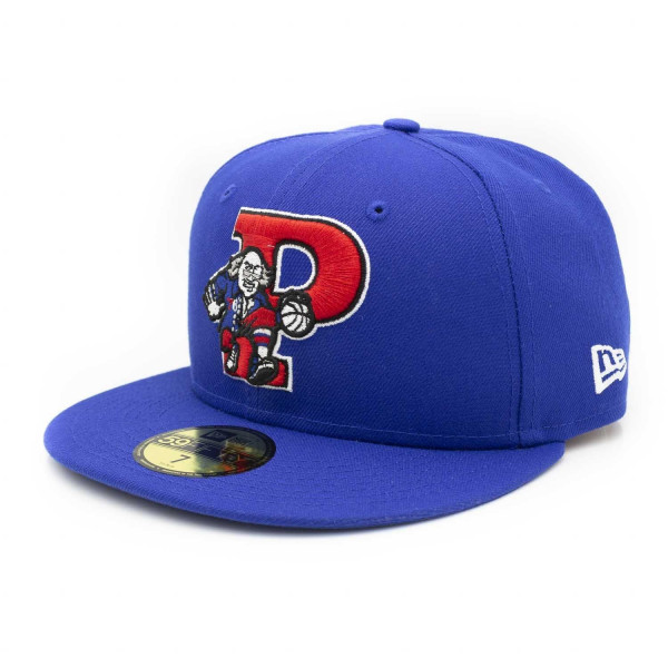 Philadelphia 76ers 2019 NBA Back Half 59FIFTY Fitted Cap