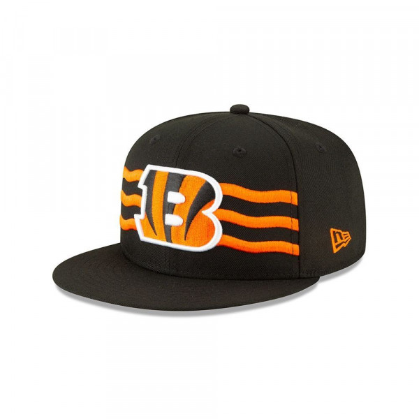 Cincinnati Bengals 2019 NFL Draft On-Stage 9FIFTY Snapback Cap