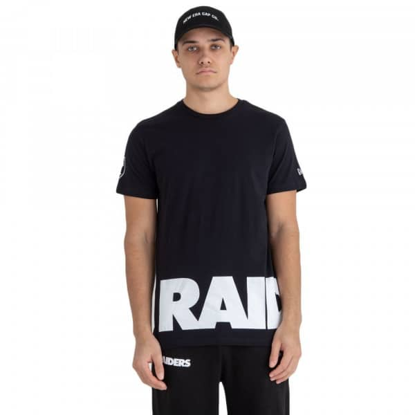 Oakland Raiders Wrap Around NFL T-Shirt