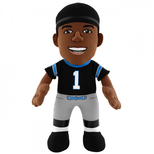Cam Newton Carolina Panthers NFL Plüsch Figur
