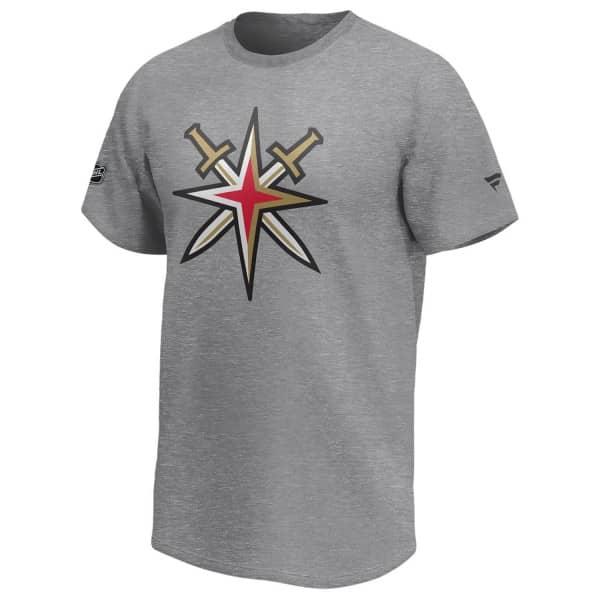 Vegas Golden Knights Secondary Logo Fanatics Iconic NHL T-Shirt