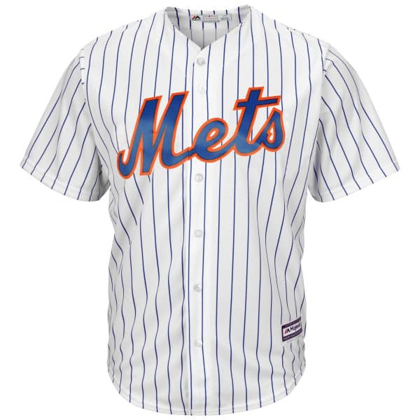New York Mets Cool Base MLB Trikot Home