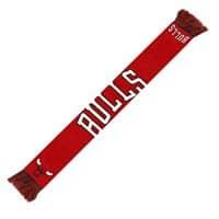 Chicago Bulls Wordmark NBA Schal