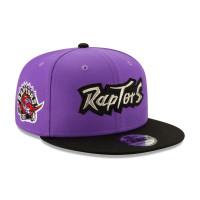 Toronto Raptors Script HWC Nights 9FIFTY Snapback NBA Cap