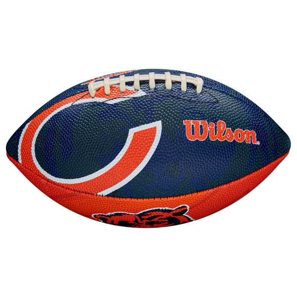 Chicago Bears Team Logo Junior NFL Football