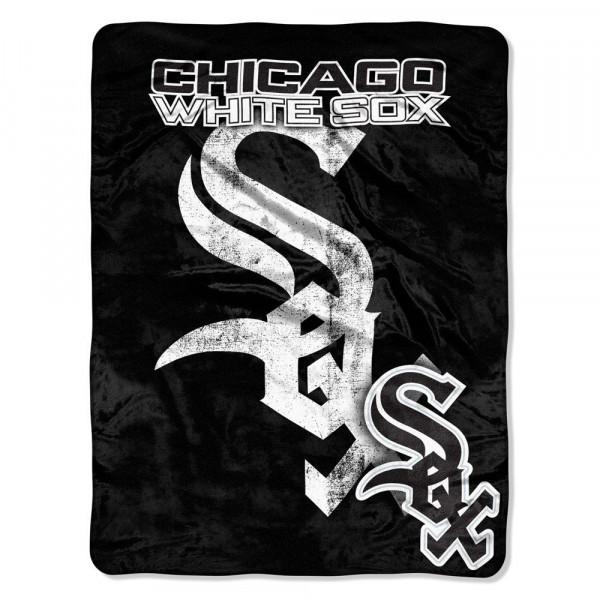 Chicago White Sox Micro Raschel MLB Decke