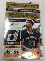 2016/17 Panini Donruss Basketball Hobby Box NBA