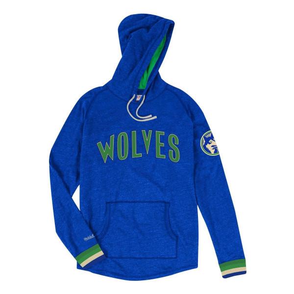 Minnesota Timberwolves Lightweight Pullover NBA Hoodie