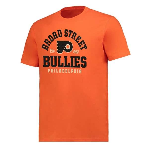 Philadelphia Flyers Broad Street Bullies Hometown NHL T-Shirt