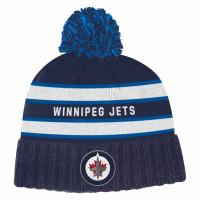 Winnipeg Jets 2019/20 Culture Cuffed NHL Pudelmütze