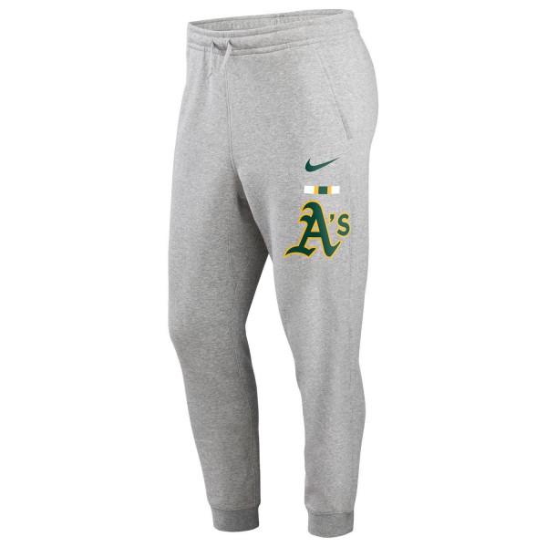 Oakland Athletics Color Bar Nike Jogger MLB Sweatpants
