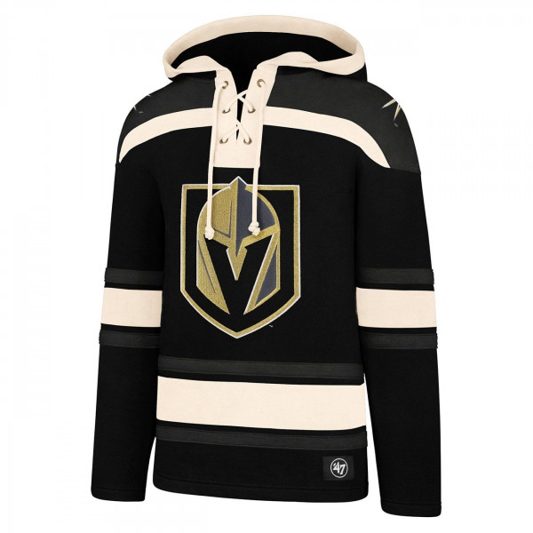 new arrival a581a e04df Vegas Golden Knights Lacer Jersey Hoodie NHL Sweatshirt