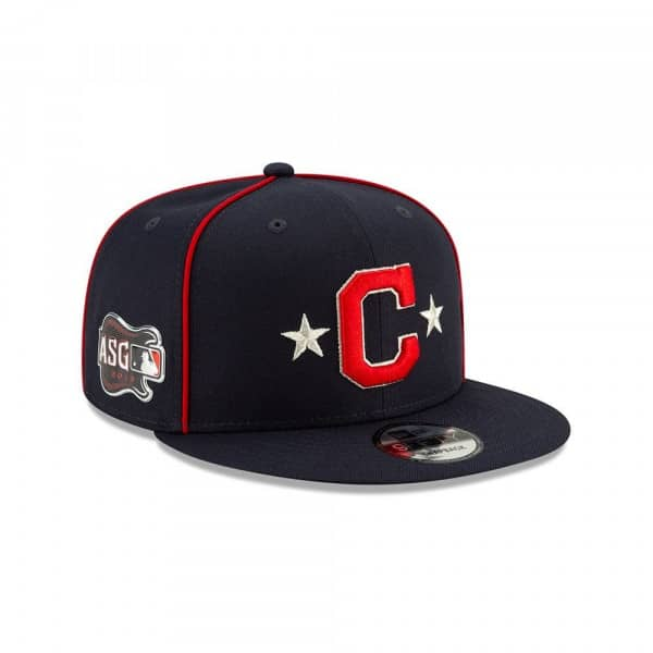 Cleveland Indians 2019 MLB All Star Game 9FIFTY Snapback Cap