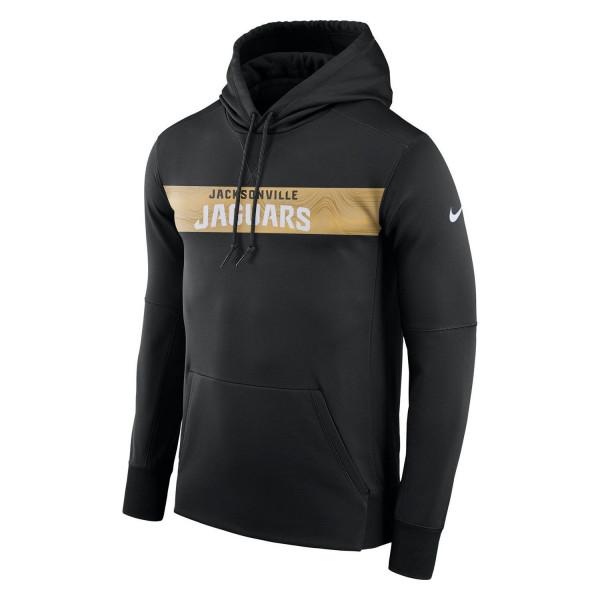 Jacksonville Jaguars Sideline Therma-Fit NFL Sweatshirt Hoodie