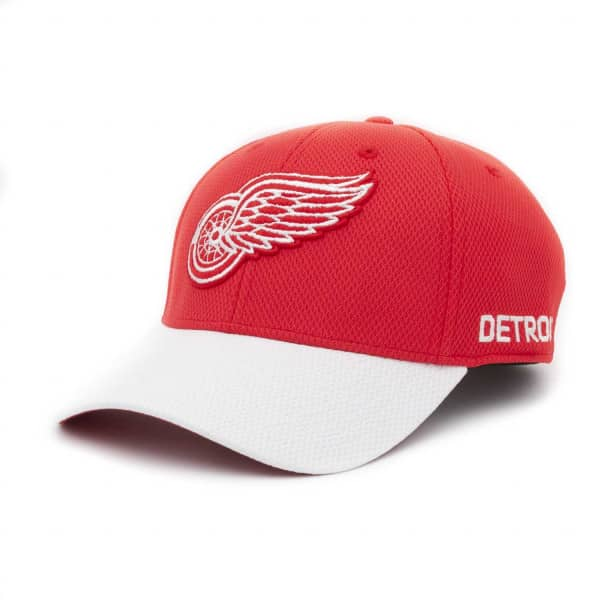 Detroit Red Wings 2019/20 NHL Coach Flex Fit NHL Cap