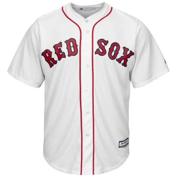 best sneakers 6e32f a4a28 Boston Red Sox Cool Base MLB Trikot Home
